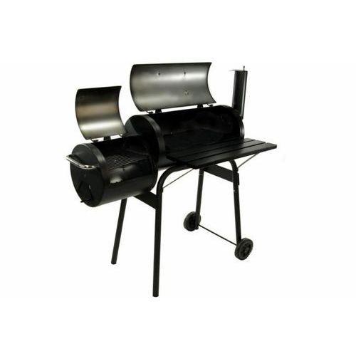 Grill BBQ GARTHEN lokomotywa na węgiel drzewny - produkt z kategorii- grille