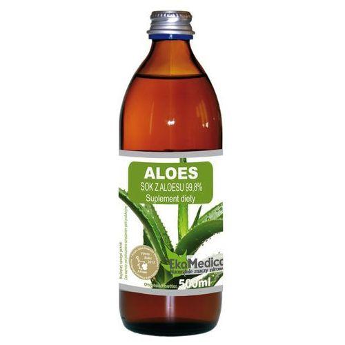 Ekamedica Aloes sok 99,8% (500 ml) ekomedica