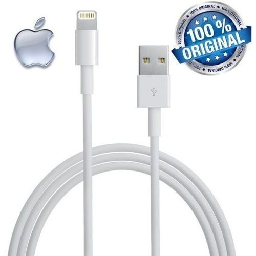 Oryginalny Biały Kabel APPLE Lightning 2m iPhone 5 5C 5S / iPhone 6 4.7 / iPhone 6 Plus 5.5- Bulk Version - oferta (05b8ee0ce1729524)