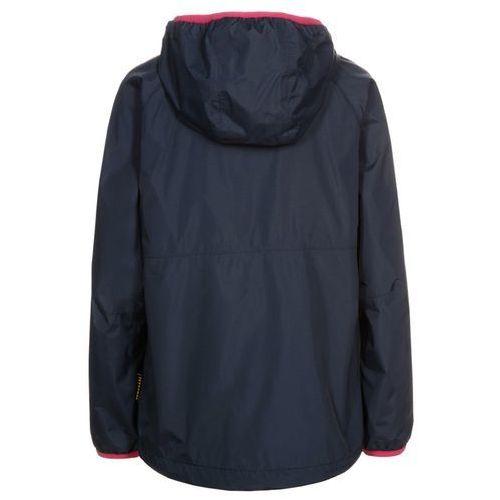 Jack Wolfskin RAINY DAYS Kurtka hardshell night blue - produkt z kategorii- kurtki dla dzieci