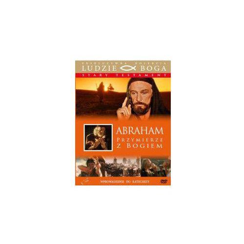 Abraham. przymerze z bogiem + film dvd - abraham. przymerze z bogiem + film dvd marki Praca zbiorowa