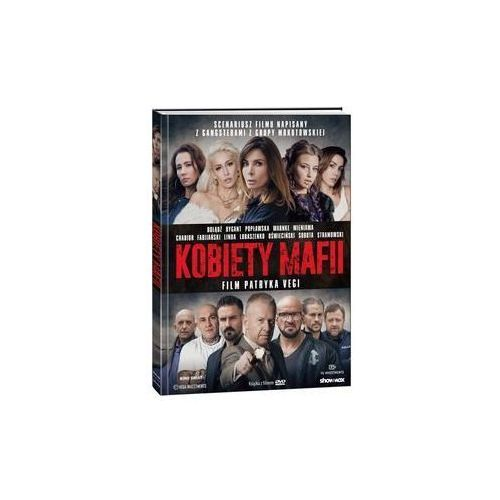 Kobiety mafii DVD + książka (Płyta DVD), 92239104433DV (10118450)