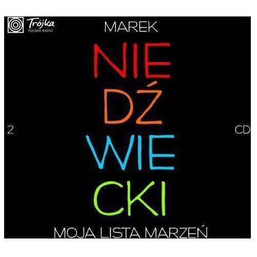 Polskie radio Marek niedźwiecki: moja lista marzeń [3cd] (5907812245443)