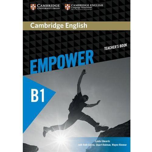 Cambridge English Empower Pre-intermediate Teacher's Book, oprawa miękka
