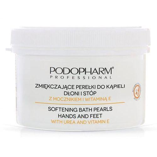 Podopharm softening bath pearls hands and feet zmiękczające perełki do kąpieli dłoni i stóp z mocznikiem i witaminą e