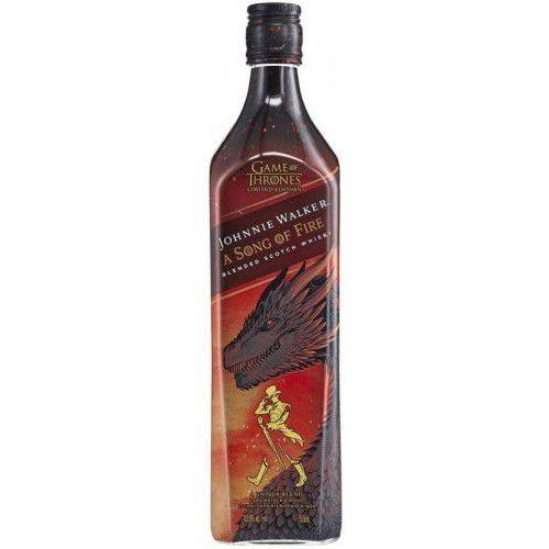 Whisky Johnnie Walker GOT Song of FIRE 0,75l - edycja limitowana