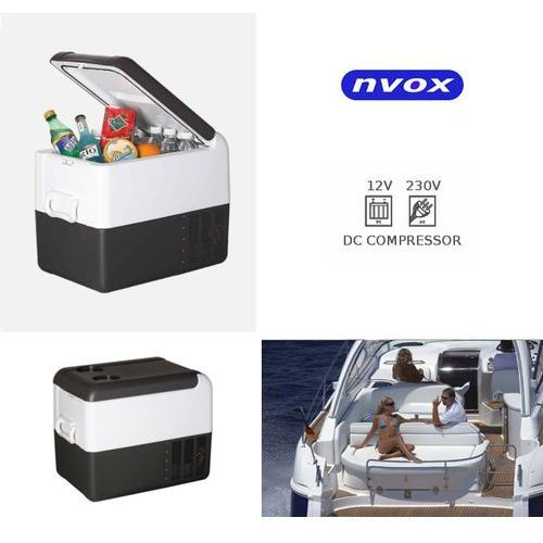NVOX K22Y Lodówka turystyczna samochodowa 22L sprężarkowa 12V 230V - produkt z kategorii- lodówki turystyczne