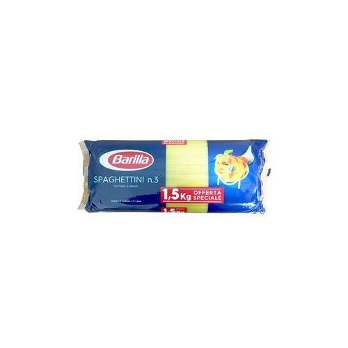 Barilla Makaron Spaghettini 1,5 kg (8076809535243)