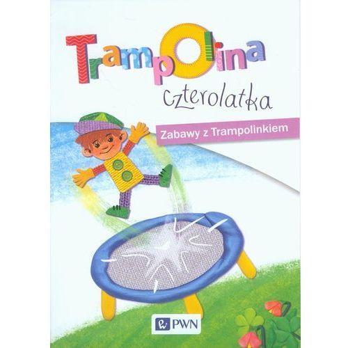 Trampolina czterolatka Zabawy z Trampolinkiem (9788326223426)