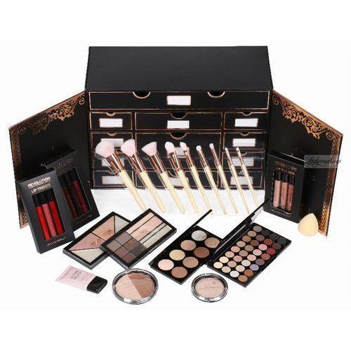 Makeup revolution - storage chest 2016 - skrzynia z kosmetykami do makijażu (5029066093332)