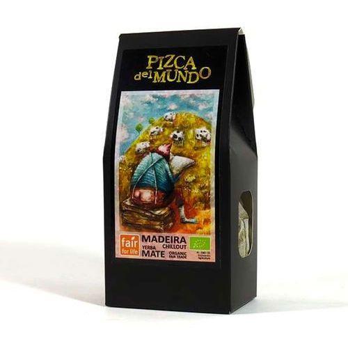Pizca del mundo | madeira chillout - yerba mate relaksująca 100g | organic - fair for life marki Brazylia