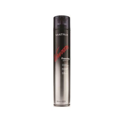 vavoom lakier do włosów extra full freezing pełne utrwalenie spray 500 ml marki Matrix