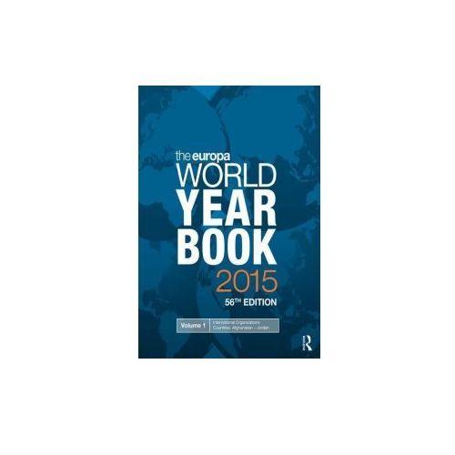 Europa World Year Book (9781857437515)