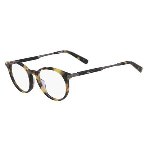 Salvatore ferragamo Okulary korekcyjne sf 2802 215