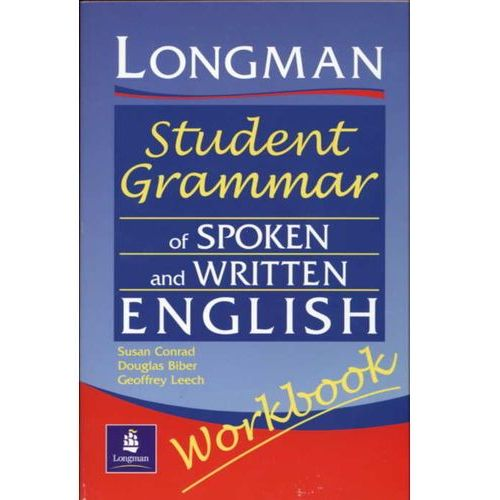 Longmans Student Grammar of Spoken & Written English, Biber D.