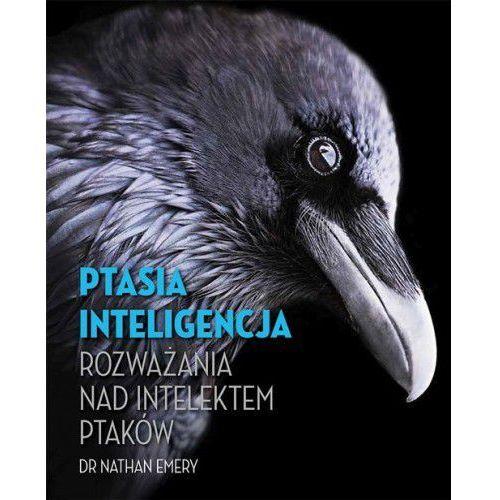 Ptasia inteligencja Rozważania nad intelektem ptaków (9788377634097)
