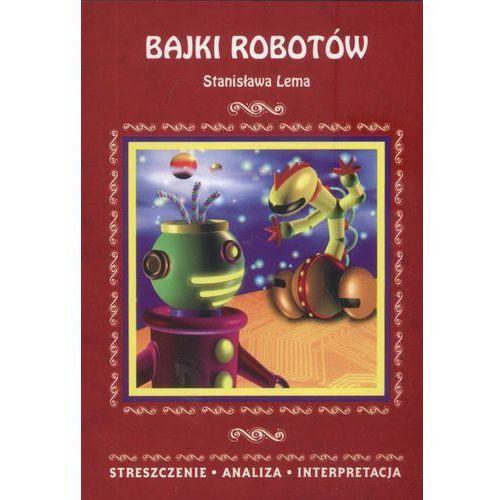 BAJKI ROBOTÓW OPRACOWANIE (9788375272246)