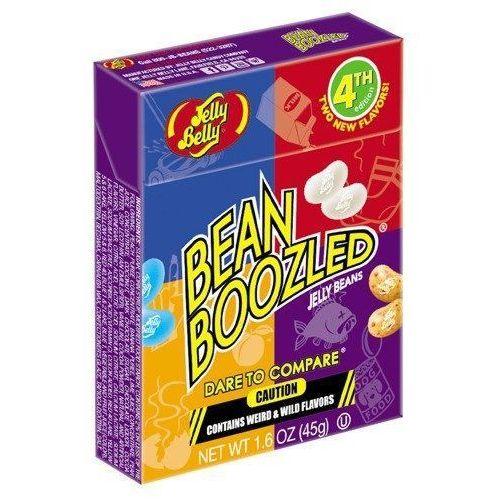 Jelly Belly Bean Boozled 4 edition - Fasolki wszystkich smaków 45g
