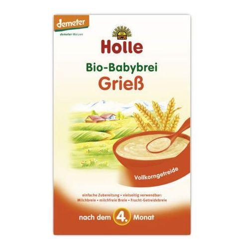 - bezmleczna kaszka pszeniczna pełnoziarnista 250g eko marki Holle