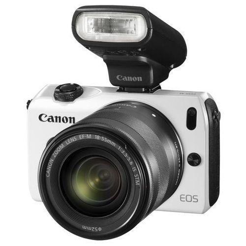 EOS M marki Canon - lustrzanka cyfrowa