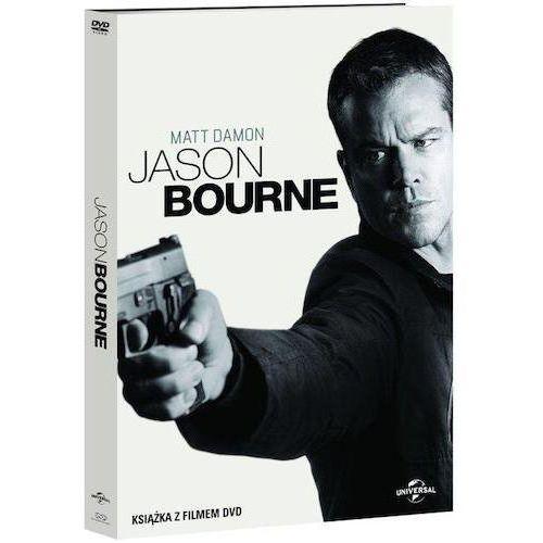 Filmostrada Jason bourne - dostawa 0 zł (9788377787472)