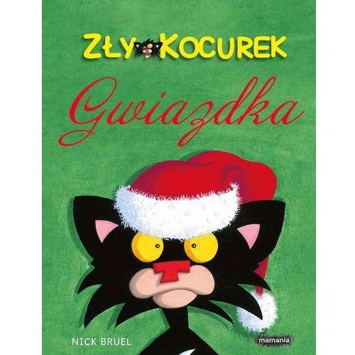 Zły Kocurek Gwiazdka - Jeśli zamówisz do 14:00, wyślemy tego samego dnia. (40 str.)