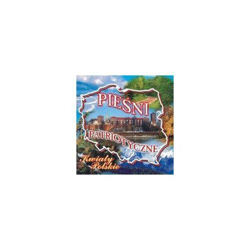 Pieśni patriotyczne. kwiaty polskie - płyta cd marki Różni wykonawcy