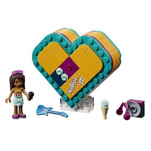 LEGO Klocki Friends Pudełko w kształcie serca Andrei GXP-671412 - DARMOWA DOSTAWA OD 199 ZŁ!!! (5702016368727)