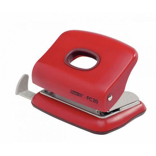 Dziurkacz mini fashion fc20 23256402 - czerwony marki Rapid