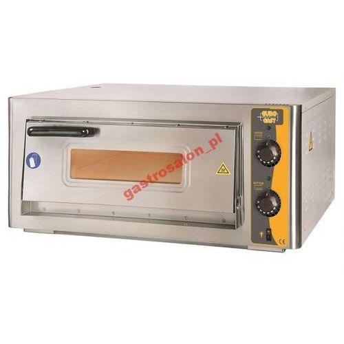 PIEC DO PIZZY 1-POZIOMOWY PO 6292 E z termometrem