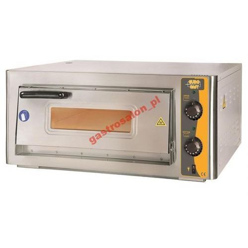 PIEC DO PIZZY 1-POZIOMOWY PO 9262 E z termometrem, towar z kategorii: Piece i płyty grzejne gastronomiczne