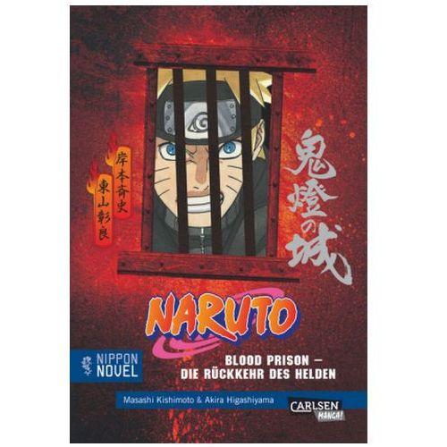 Naruto: Blood Prison - Die Rückkehr des Helden (Novel) (9783551769107)