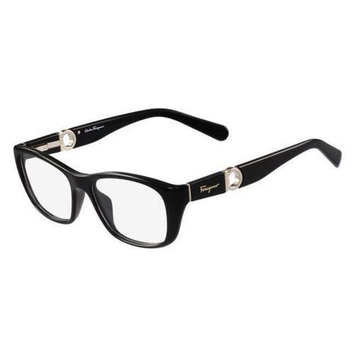 Okulary Korekcyjne Salvatore Ferragamo SF 2765 001
