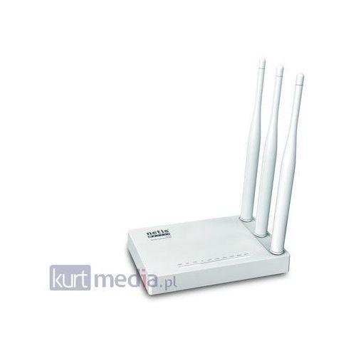 ROUTER DSL WIFI AC/750 DUAL BAND + LANX4 4X ANTENA NETIS WF2710 - produkt z kategorii- Routery i modemy ADSL