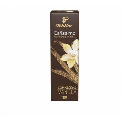 Kawa w kapsułkach TCHIBO Cafissimo Espresso Vanilla 10 kapsułek