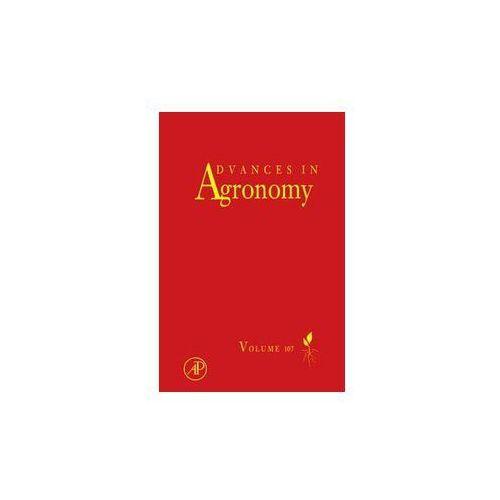 Advances in Agronomy: Vol. 107, Davis R.O.