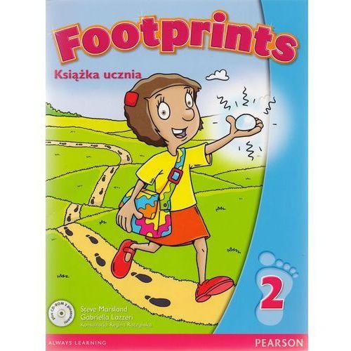 Footprints 2. Ksiażka ucznia (2008)