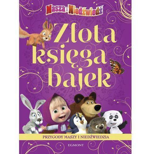 Złota księga bajek Przygody Maszy i Niedźwiedzia (2016)