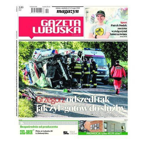 Gazeta Lubuska - B Żary, Żagań, Nowa Sól, Wschowa, Głogów, Polkowice 109/2018