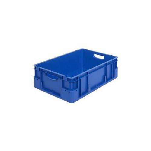 Pojemnik przemysłowy,poj. 30 l, dł. x szer. x wys. 600 x 400 x 180 mm, opak. 5 szt.