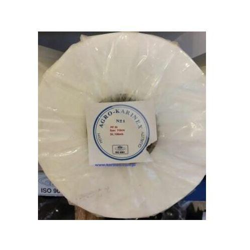 Agrowółknina zimowa PP 50 g/m2 biała 1,1 x 100 mb. Rolka o wadze 5,7 kg. - produkt z kategorii- folie i agrowłókniny