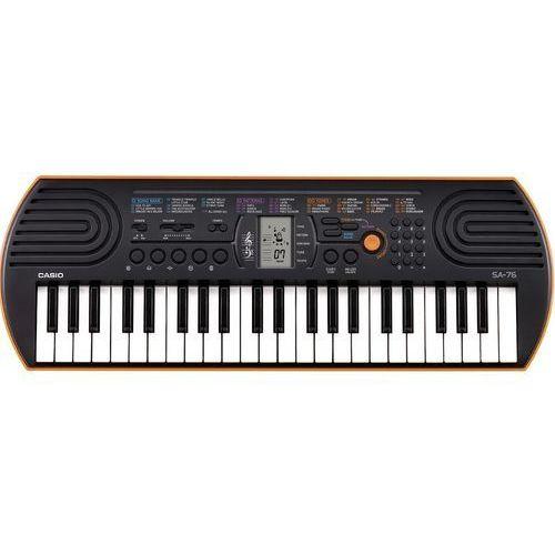Casio sa-76 keyboard dla dzieci (4971850321101)