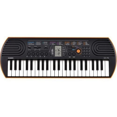 Casio sa-76 keyboard dla dzieci