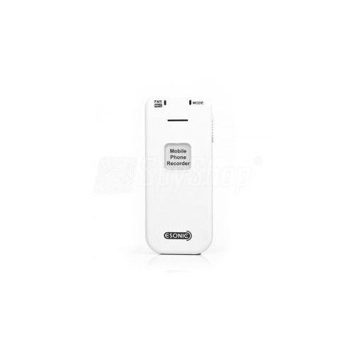 Esonic Cyfrowy dyktafon mq-u2 – nagrywanie rozmów z telefonów komórkowych