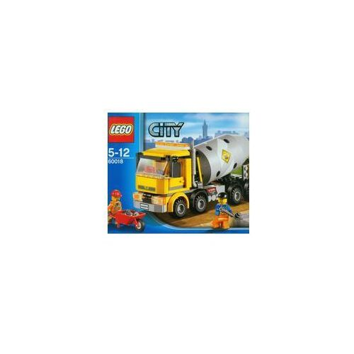 Lego City Betoniarka ze sklepu SELKAR