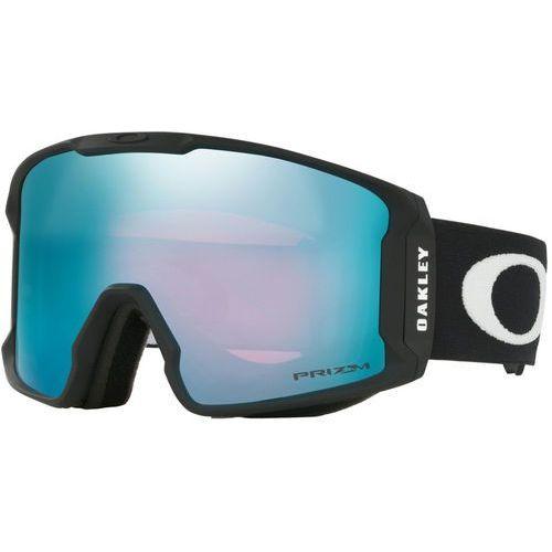 Oakley line miner gogle narciarskie black (0888392175427)