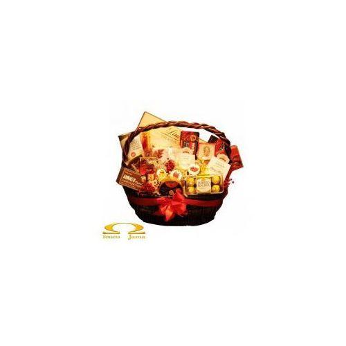Smacza jama Kosz delikatesowy coś słodkiego dla każdego