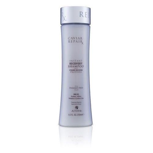 Alterna caviar repair rx instant recovery shampoo | szampon do włosów zniszczonych - 250ml