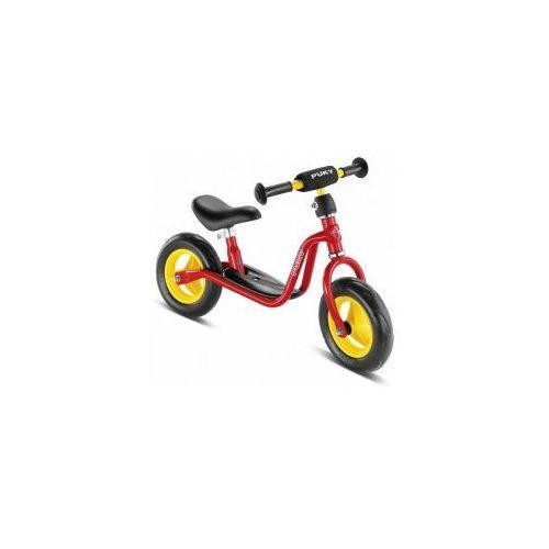 lrm - rowerek biegowy czerwony marki Puky
