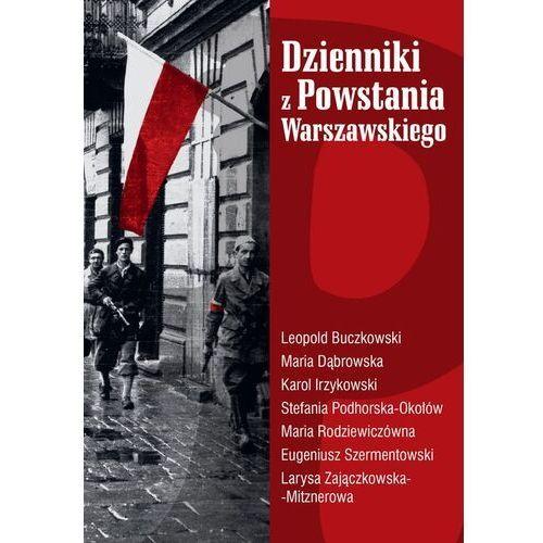 Dzienniki z Powstania Warszawskiego w.2020 (9788375656527)